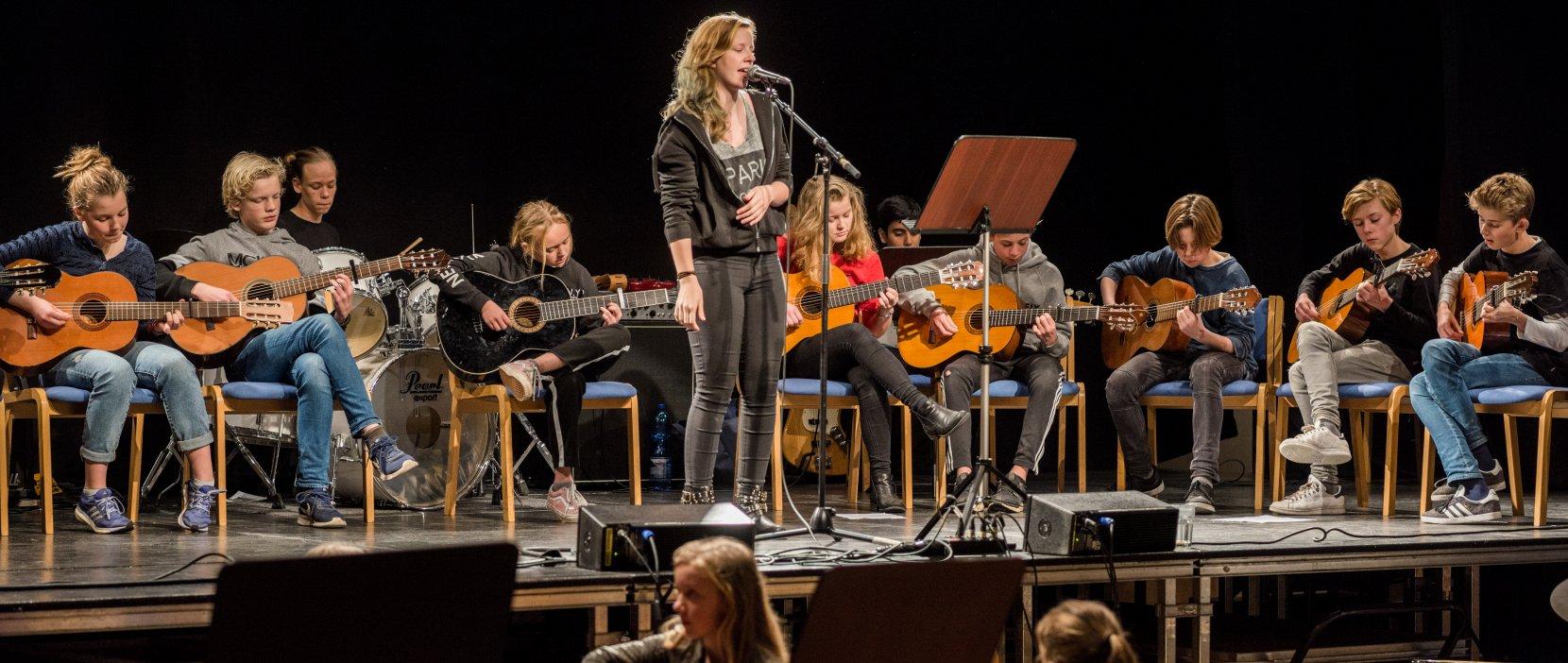 foto af Guitarkoncert med sangsolist
