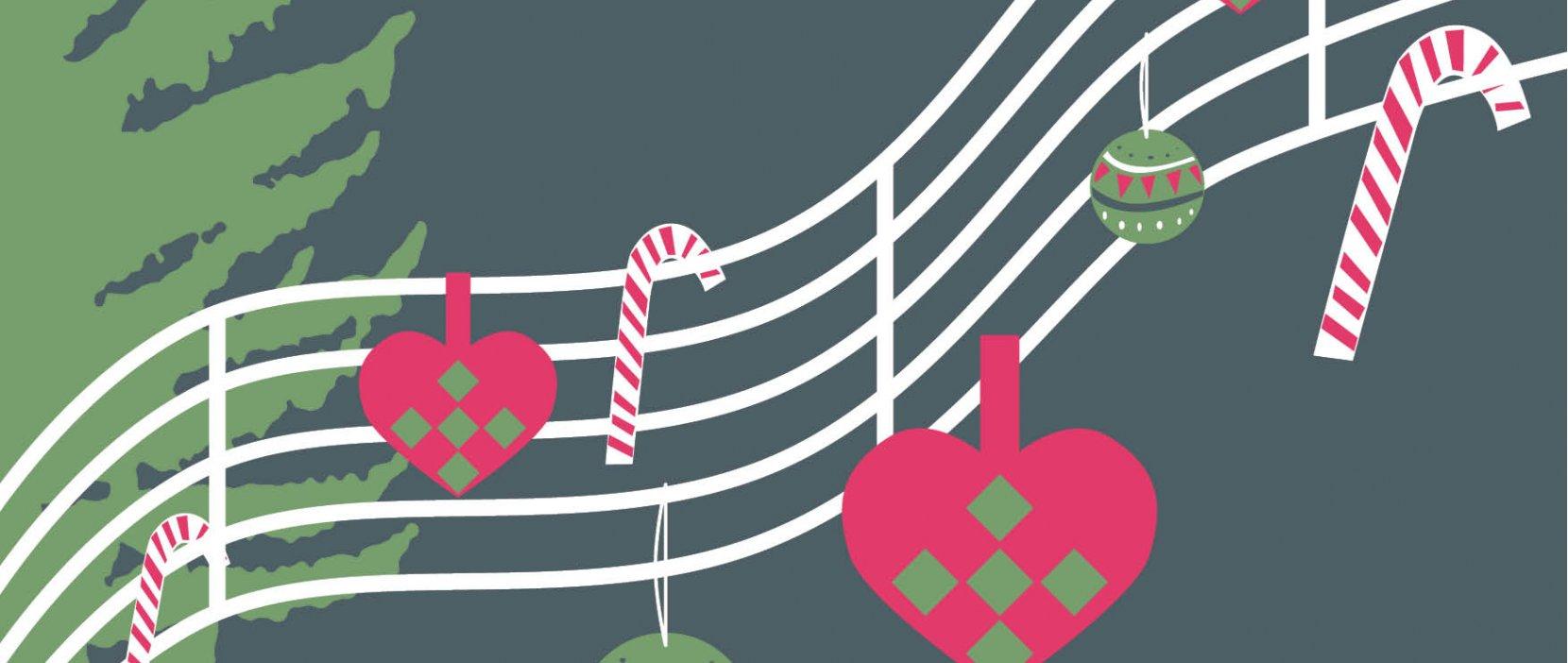 Julens koncerter