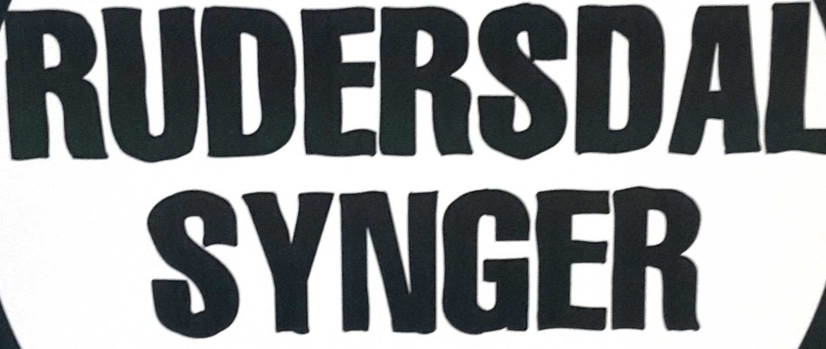 Foto af logo Rudersdal synger