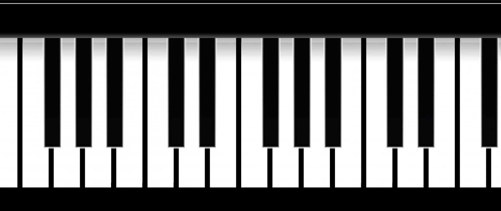 billede af klaviatur