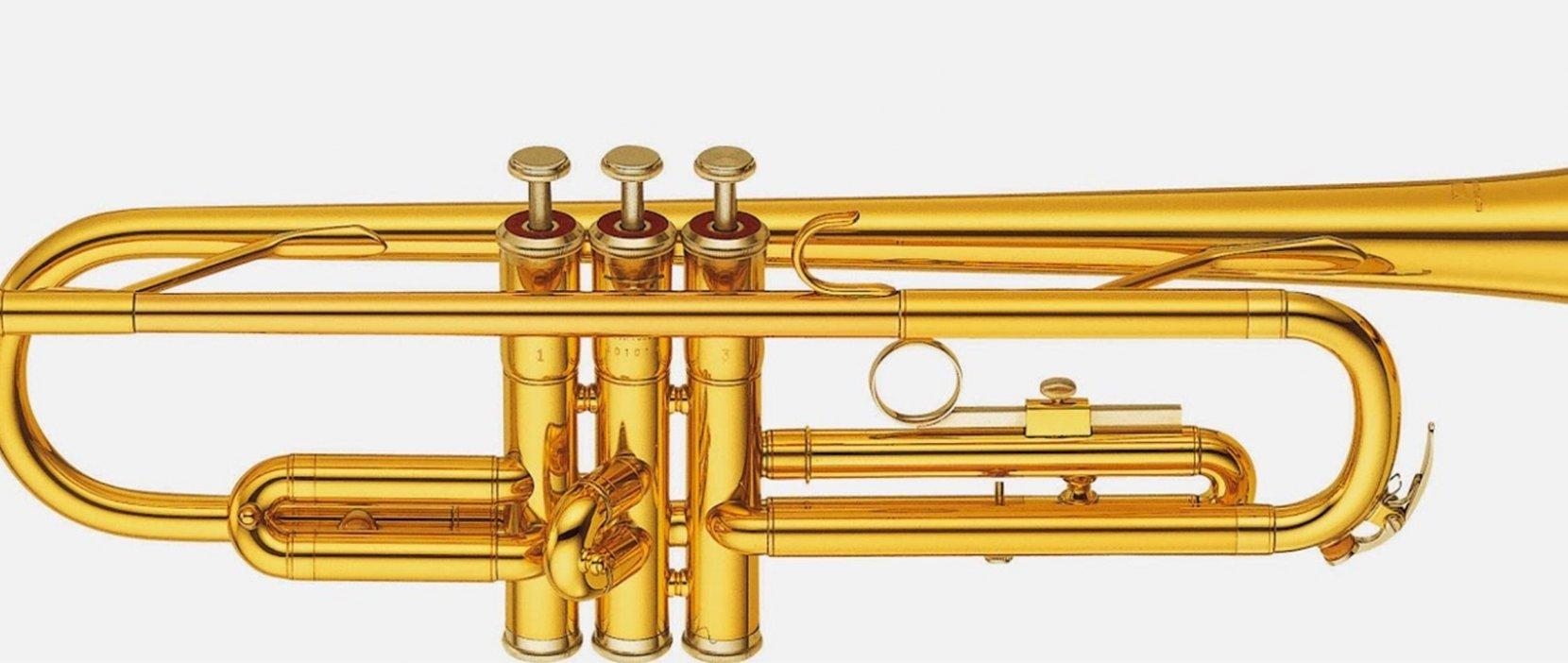 billede af trompet